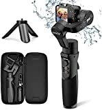 Stabilisateur Caméra Sport - Stabilisateur Caméra Action avec 3 Axe Gimbal...