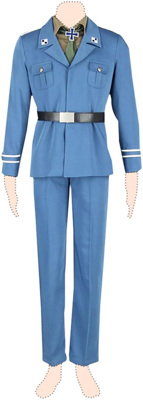 salida Hetalia_ Axis Axis Axis Powers cosJugar costume Prussia Ver.1 Suits Large  100% a estrenar con calidad original.