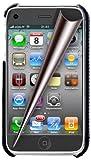 SKPad SKP-AUDIO-MP2 Coque Rigide et Protection Ecran pour iPhone 3G