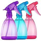 Best Spray Bottles - Pack of 3-12 Oz Empty Plastic Spray Bottles Review