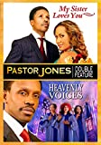 Pastor Jones Double Feature: Heavenly Voices/My Sister Loves You
