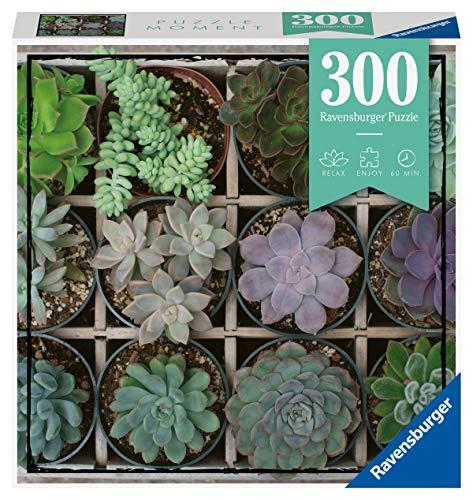 Ravensburger 129676 Green, Puzzle Moment, 300 Pezzi, Puzzle per Adulti