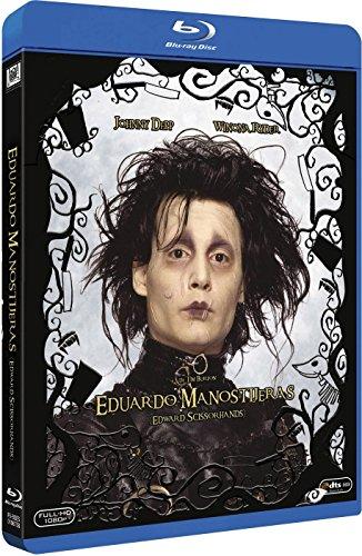 Eduardo Manostijeras Blu-Ray [Blu-ray]
