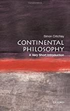 continental philosophy a very short introduction