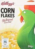 Kellogg's Corn Flakes Monodose 24gr - Confezione da 40 x 24 gr