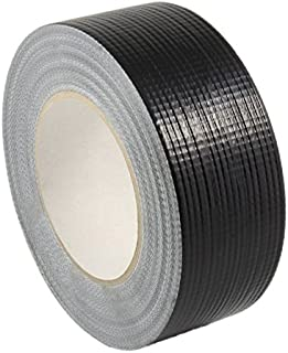 Schwarz x4/Rollen Plastic Dynamics/® Duct Tape//Panzertape 48mm x 50m