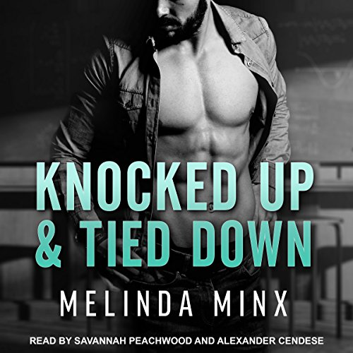 Knocked Up and Tied Down audiobook cover art