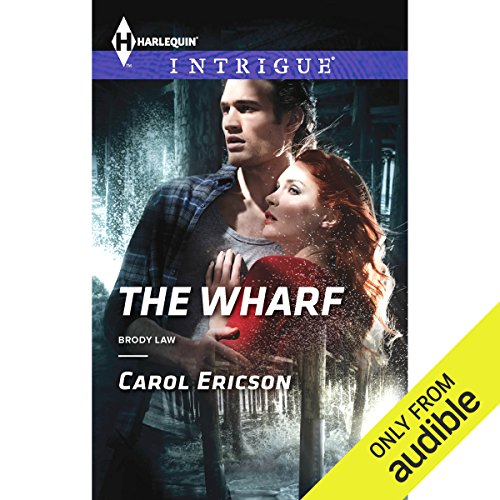 The Wharf audiobook cover art
