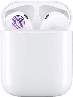 comprar comparacion Auricular Bluetooth 5.0, Auricular inalámbrico, micrófono y Caja de Carga incorporados, reducción del Ruido estéreo 3D HD,...