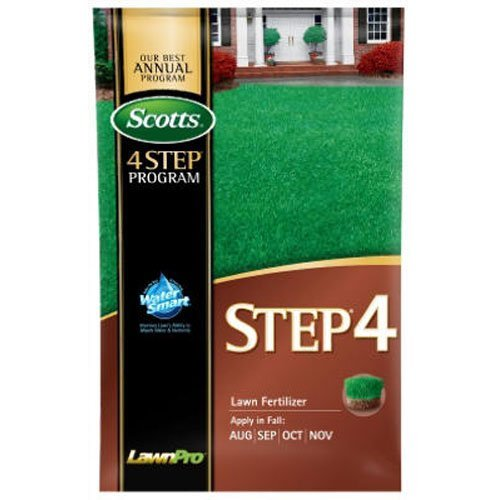 Scotts Fall Fertilizer - Step 4, 15,000-Sq Ft