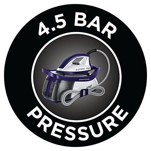 Russell Hobbs 24440 Steam Generator Iron, Series 3, 2600 W, Purple/White