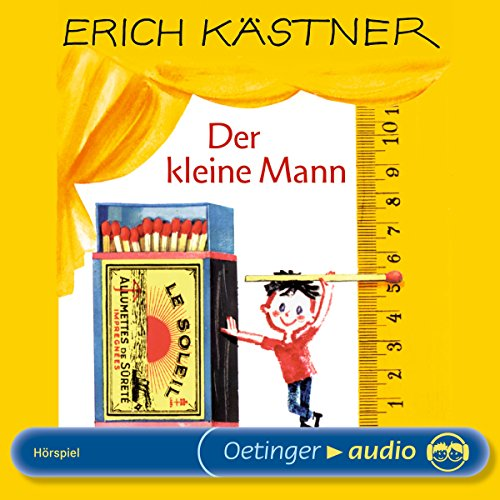 Der kleine Mann audiobook cover art