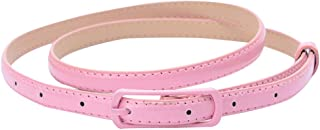 Best taupe skinny belt Reviews