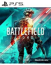 Battlefield 2042【予約特典】DLC ランドフォール(プレイヤーカード背景)&オールドガード(タグ) & ミスター・チョンピー(エピック武器チャーム) & BAKU ACB-90(近接テイクダウン武器) & アイリッシュ 歴戦の兵士レジェンダリースキン 同梱 - PS5