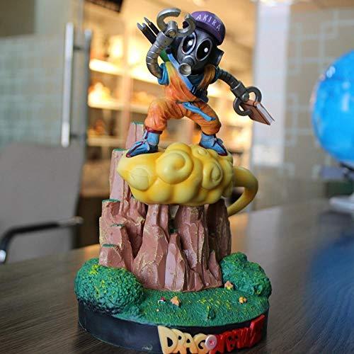 Zqcay Figura De Accion De Akira Toriyama Figura 23Cm.PVC Decoracion Figurita rol Juguetes Decoracion De Escritorio PVC Figura De Accion De Coleccion Modelo De Juguete