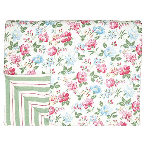 GreenGate- Quilt -Bed Cover/Tagesdecke- Donna White - 180 x 230cm