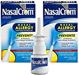Nasalcrom Non-Drowsy 200 Metered Nasal Spray-0.88 oz. (Pack of 2)