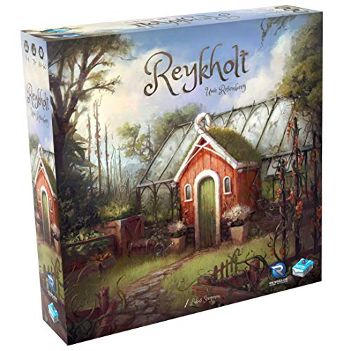 Renegade Game Studios RGS00848 Reykholt, Mehrfarbig