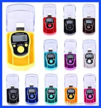 Finger Counter - 12/Pcs Digital LED Electronic Handheld Tally Counter Tasbeeh