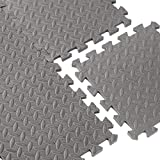 CAP Barbell 12-Piece EVA Foam Equipment Mat