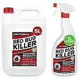 CritterKill Professional Bed Bug Killer Spray