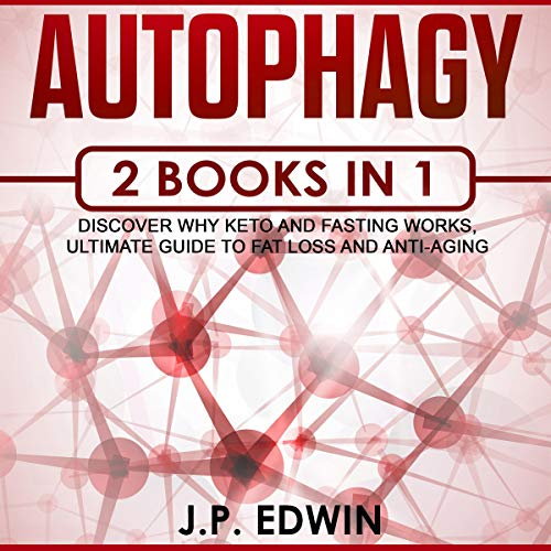 Autophagy: 2 Books in 1 cover art