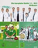 In aller Freundschaft Staffel  1-20 (211 DVDs)