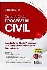 Curso de Direito Processual Civil (Volume 1) Capa dura
