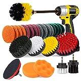 JUSONEY 27 Piece Drill Brush...
