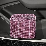 Caja de almacenamiento para coche con tachuelas de diamante, para...