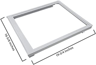 Frigidaire 240350702 Refrigerator Upper Crisper Pan Cover