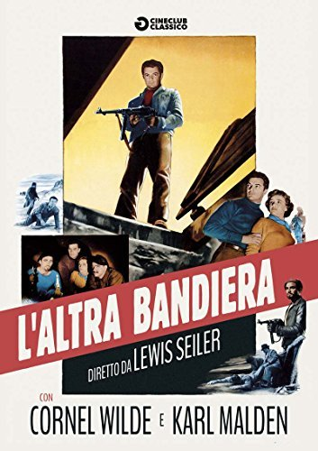 l'altra bandiera DVD Italian Import by cornel wilde