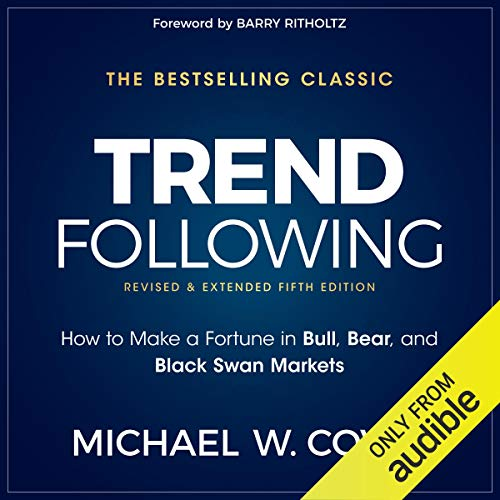 Couverture de Trend Following, 5th Edition