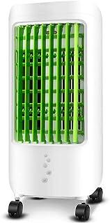YNN Aire Acondicionado Ventilador Hogar Refrigeración por Agua Móvil Solo frío Humidificación Refrigerador por Aire Radiador evaporativo 65W