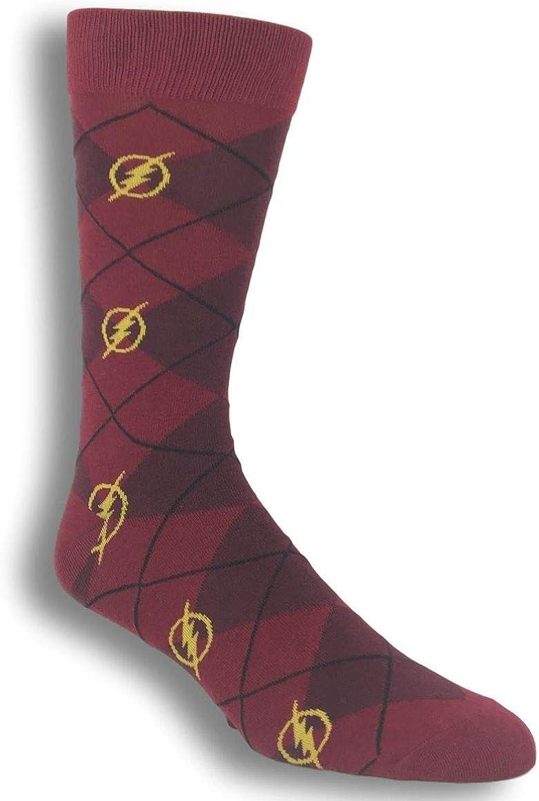 The Flash Logo Men's Dress Socks