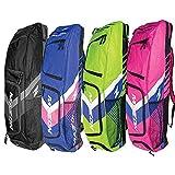 Mazon Fusion Combo Field Hockey Stick Bag (Blue/Pink/White)