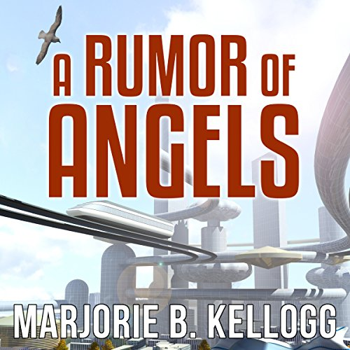 A Rumor of Angels audiobook cover art
