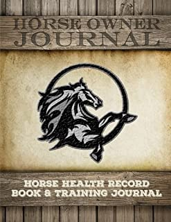 Best horse health record book Reviews