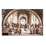JCYMC Leinwand Bild Raphael Schule Von Athen Wandkunst
