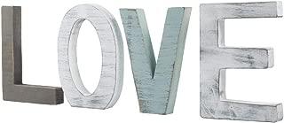 wooden words love