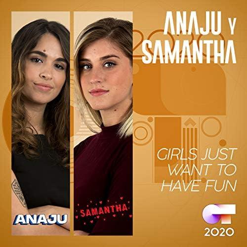 Anaju & Samantha