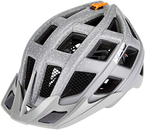 KED Crom Helm Grey matt Kopfumfang XL | 60-64cm 2020 Fahrradhelm