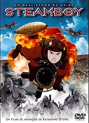 Steamboy DVD Katsuhiro Otomo