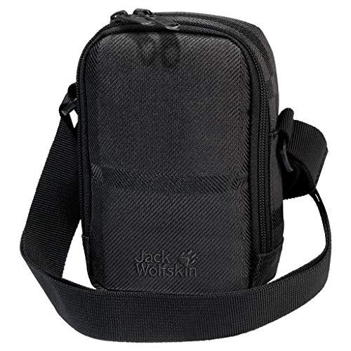 Jack Wolfskin Secretary Y.D. Bag Black Big Check 2019 Tasche