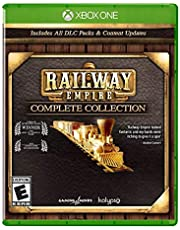 Railway Empire Complete (輸入版:北米) - XboxOne