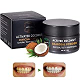 Activated Charcoal Teeth Whitening Powder Teeth Whitening Powder Toothpaste, Safe and Natural Tooth Whitener for Teeth Stain Removal