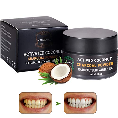Activated Charcoal Teeth Whitening Powder Teeth Whitening