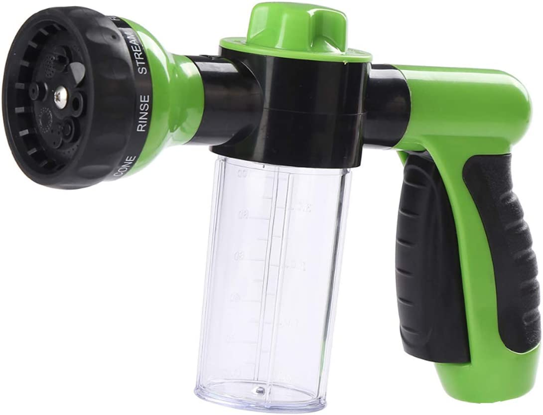 Vhccirt Garden Excellent Hose Nozzle Foam Limited time cheap sale S Water Sprayer with