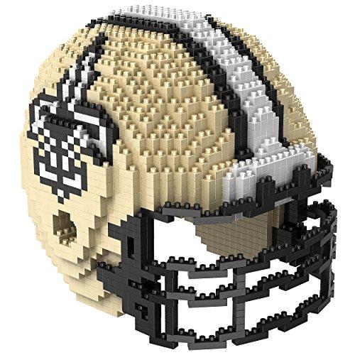 New Orleans Saints 3D Brxlz - Helmet