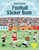 Football Sticker Book (Usborne Activities) (Sticker Books)
